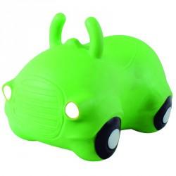 Ugráló versenyautó zöld Játék Amaya