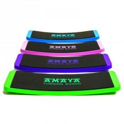 Forgó egyensúlyozó deszka zöld Sportszer Amaya