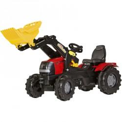 Pedálos markolós traktor Rolly FarmTrac Case Puma CVX 225 Pedálos járművek Rolly Toys
