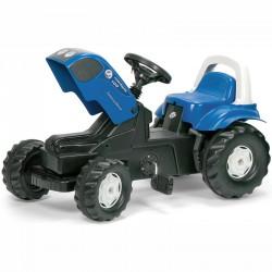 Pedálos traktor utánfutóval Rolly Kid Landini Pedálos járművek Rolly Toys
