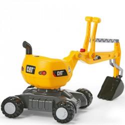 Markoló Rolly Toys Cat Lábbal hajtható járművek Rolly Toys