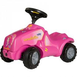 Traktor Rolly Minitrac Carabella Lábbal hajtható járművek Rolly Toys