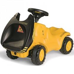 Lábbal hajtós mini dömper Rolly Minitrac Lábbal hajtható járművek Rolly Toys