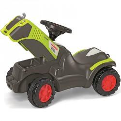 Mini traktor Rolly Minitrac Claas Xerion Lábbal hajtható járművek Rolly Toys