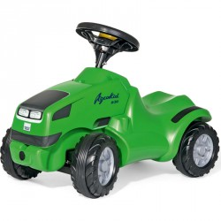 Mini traktor Rolly Minitrac Deutz-Fahr Agrokid Lábbal hajtható járművek Rolly Toys