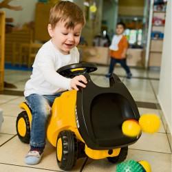 Mini dömper Rolly Minitrac JCB Lábbal hajtható járművek Rolly Toys