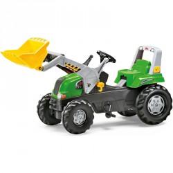 Pedálos markolós traktor Rolly Junior Pedálos járművek Rolly Toys