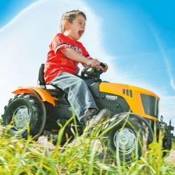 Pedálos traktor Rolly FarmTrac JCB 8250 Pedálos járművek Rolly Toys