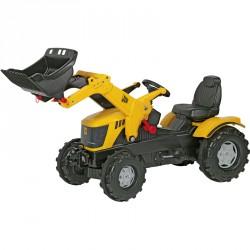Pedálos markolós traktor Rolly FarmTrac JCB 8250 Pedálos járművek Rolly Toys