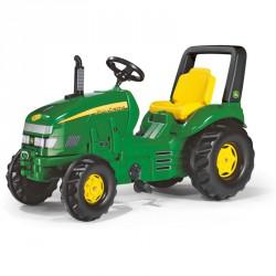 Pedálos traktor Rolly X-Trac John Deere Pedálos járművek Rolly Toys