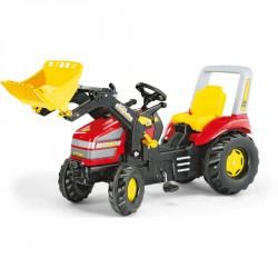 Pedálos markolós traktor Rolly X-Trac Pedálos járművek Rolly Toys