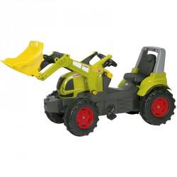 Pedálos markolós traktor Rolly FarmTrac Claas Arion 640 Pedálos járművek Rolly Toys