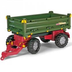 Utánfutó Rolly Multitrailer Pedál nélküli járművek Rolly Toys