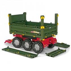 Utánfutó Rolly Toys Multitrailer Pedál nélküli járművek Rolly Toys