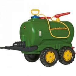 Víztartályos utánfutó Rolly John Deere Pedál nélküli járművek Rolly Toys