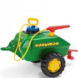Víztartály utánfutó Rolly Trailer Vacumax Lábbal hajtható járművek Rolly Toys