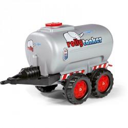 Tartályos utánfutó Rolly Trailer Tanker Pedál nélküli járművek Rolly Toys