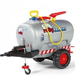 Egytengelyes tartályos utánfutó Rolly Trailer Tanker Pedál nélküli járművek Rolly Toys