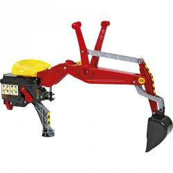 Exkavátor kiegészítő Rolly Pedál nélküli járművek Rolly Toys
