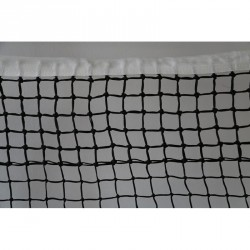 Teniszháló Basic 6 soros 50x2,5 mm 33100020 Sportszer FAR