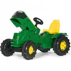 Pedálos traktor Rolly FarmTrac John Deere 6210R Pedálos járművek Rolly Toys