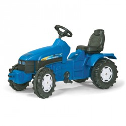 Pedálos traktor Rolly FarmTrac New Holland TD 5050 Pedálos járművek Rolly Toys
