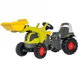Pedálos markolós traktor Rolly Kid Claas Elios Pedálos járművek Rolly Toys