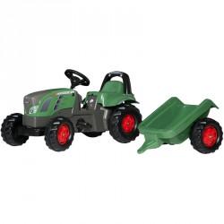 Pedálos traktor utánfutóval Rolly Kid Fendt Vario Pedálos járművek Rolly Toys