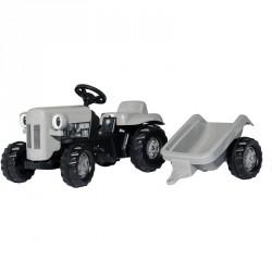 Pedálos traktor utánfutóval Rolly Kid Fergie Pedálos járművek Rolly Toys