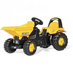 Pedálos dömper Rolly Kid JCB Pedálos járművek Rolly Toys