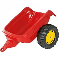 Utánfutó trailer Rolly Kid Lábbal hajtható járművek Rolly Toys