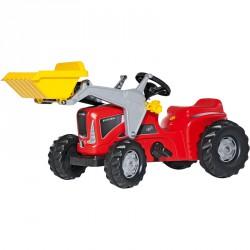 Pedálos markolós traktor Rolly Kiddy Futura Pedálos járművek Rolly Toys