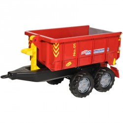 Utánfutó konténer Rolly Pedál nélküli járművek Rolly Toys