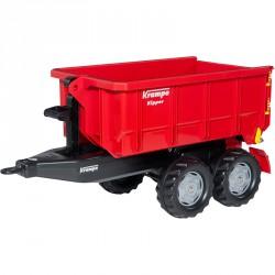 Billenős konténer utánfutó Rolly Krampe Pedál nélküli járművek Rolly Toys