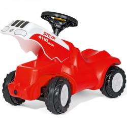 Lábbal hajtós mini traktor Rolly Minitrac Steyr 4115 Lábbal hajtható járművek Rolly Toys