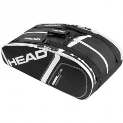 Tenisztáska Head Core 9R Supercombi fekete BLACK FRIDAY Head