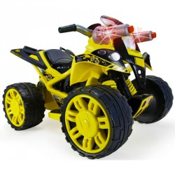 Elektromos quad Injusa Bumble Bee Transformers Játék Injusa