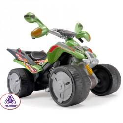 Elektromos quad Injusa Mantis Dominator Játék Injusa
