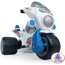 Elektromos rendőr motor Injusa Samurai Játék Injusa