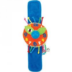 Plüss játékóra Ks Kids Az első órám Készségfejlesztő játékok Ks Kids