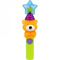Bobby csillogó villogó varázspálca Ks Kids Készségfejlesztő játékok Ks Kids