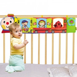 Foglalkoztató vonat Ks Kids ChooChoo Készségfejlesztő játékok Ks Kids