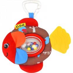 Flippo csörgő-zörgő halacska Ks Kids Csörgők Ks Kids
