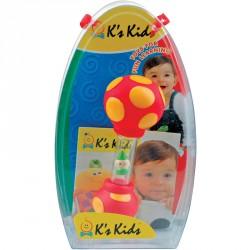 Műanyag csörgő Ks Kids Gombácska Csörgők Ks Kids