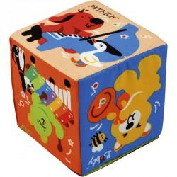 Hallgass, tapsolj, énekelj kocka Ks Kids Készségfejlesztő játékok Ks Kids