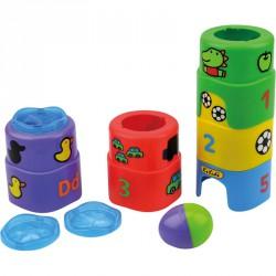 Okos építgető játék Ks Kids Készségfejlesztő játékok Ks Kids