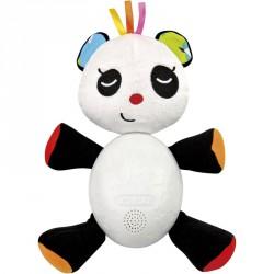 Panda világító zenélő szundi pajtás rózsaszín Ks Kids Bébi kiegészítők Ks Kids