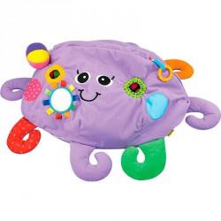 Polip plüss foglalkoztató 60 db színes labdával Ks Kids Készségfejlesztő játékok Ks Kids