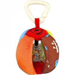 Rázogatható plüss labda Ks Kids Készségfejlesztő játékok Ks Kids