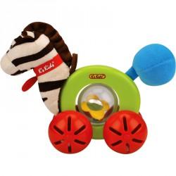 Ryan a guruló zebra Ks Kids Készségfejlesztő játékok Ks Kids